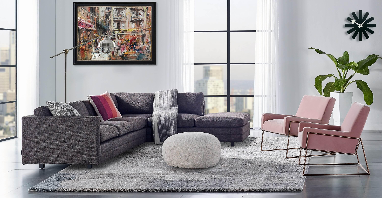 дизайнерское кресло Suspend в современном стиле Модерн