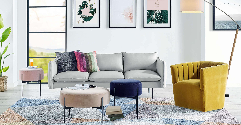 дизайнерское кресло Tubby в современном стиле