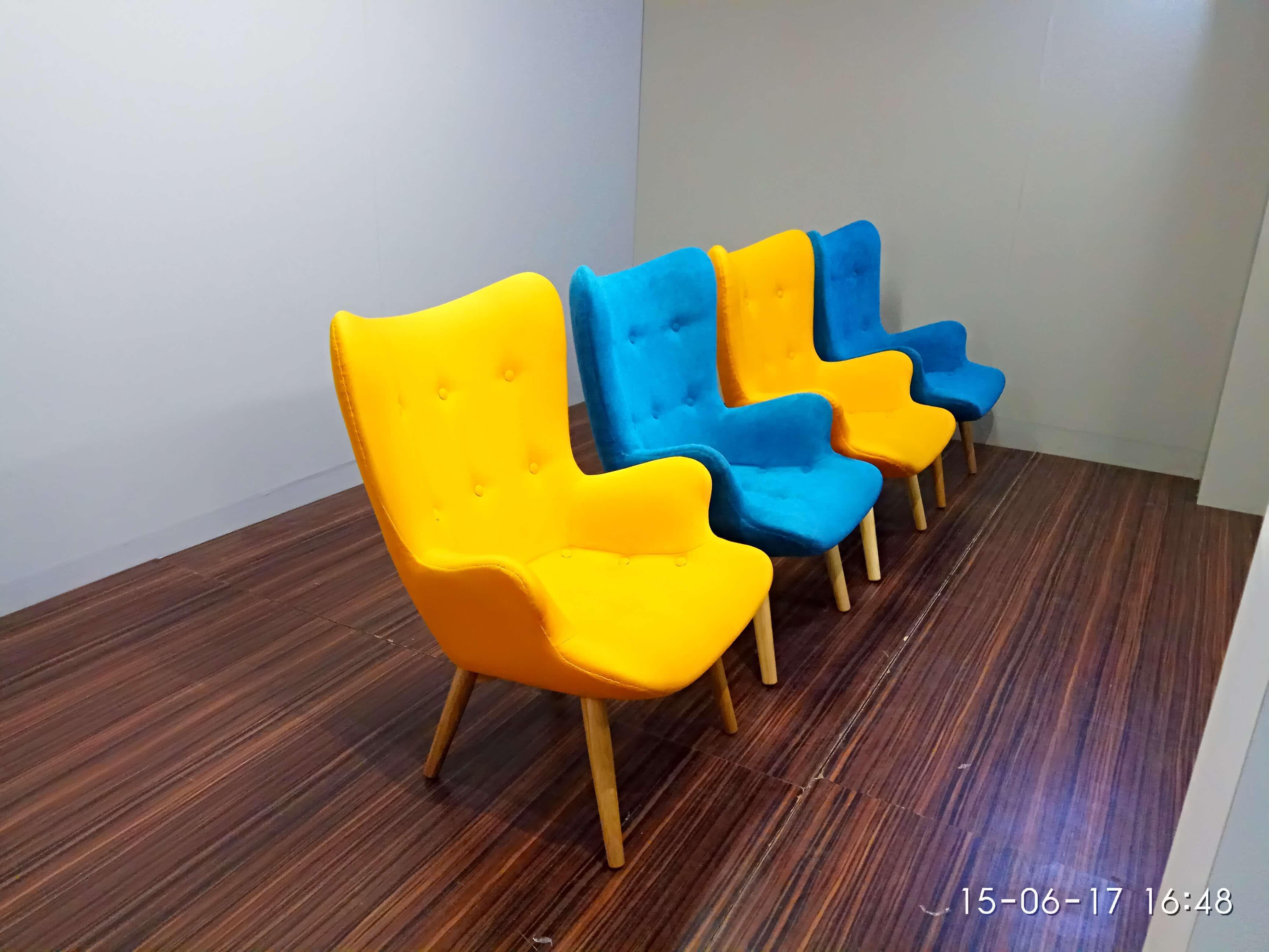 дизайнерская мягкая мебель Кресла Contour