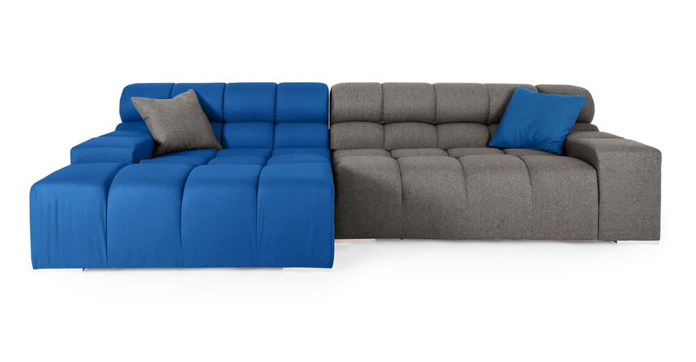 большие угловые диваны