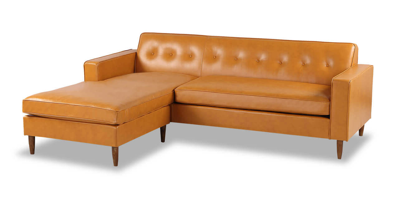 Угловой диван в стиле классика-модерн