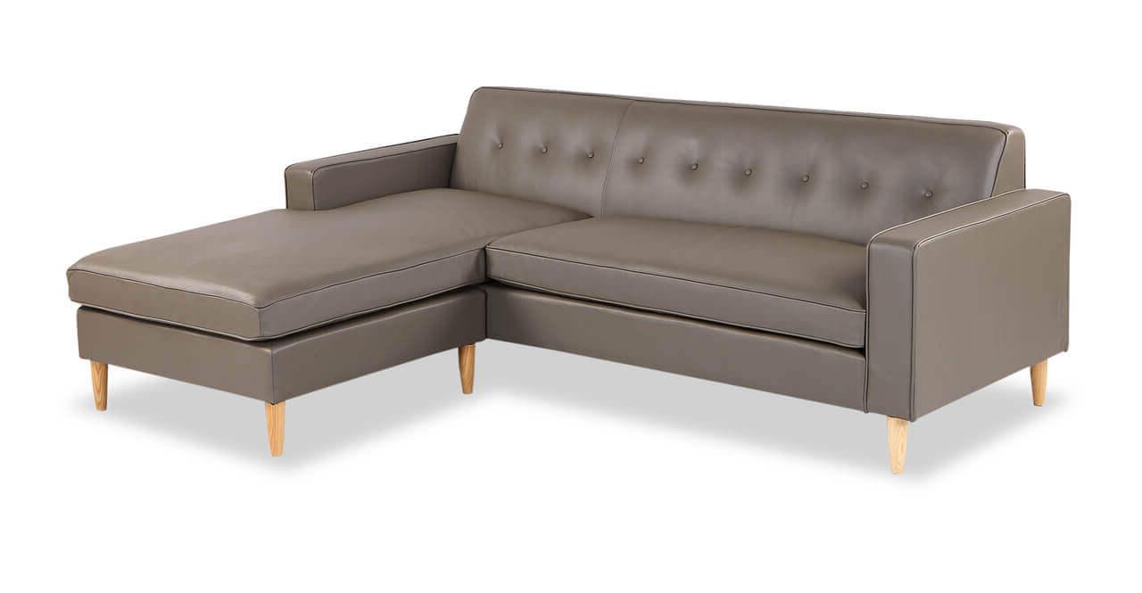 Элитные угловые диваны, кожаный для гостиной