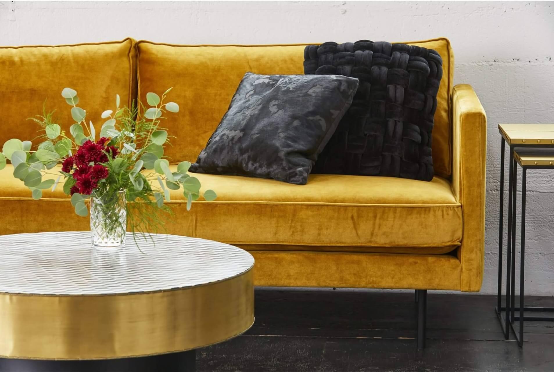 дизайнерский диван Raphael в стиле модерн, прямой